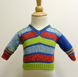 A40-child-v-neck-striped-sweater.pdf-1main
