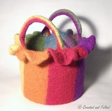 Felt_rainbow_bucket_bag_created_and_felted_2w