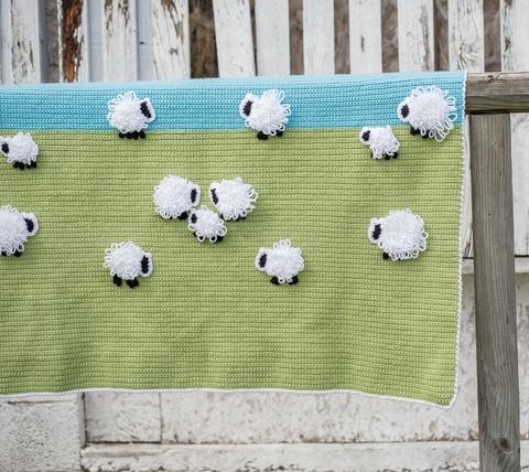 SHEEP BLANKETS PATTERN Patterns For Pinterest