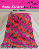 Bright-batwings-baby-blanket-cover