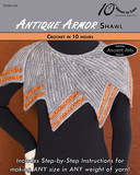 Antique-armor-shawl-cover