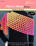 Exotic-avian-shawl-cover