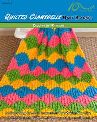 Quilted-clamshells-baby-blanket-cover