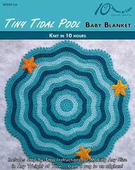 Tiny-tidal-pool-baby-blanket-cover